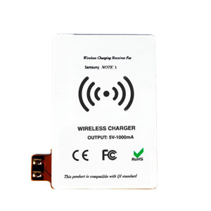 Qi Internal Wireless Charging Adapter for Samsung Galaxy Note 3