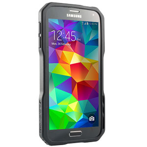 ElementCase Recon Pro Black Ops Galaxy S5 Case - Stealth Black
