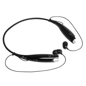LG Tone+ HBS730 Bluetooth Wireless Headset - Black