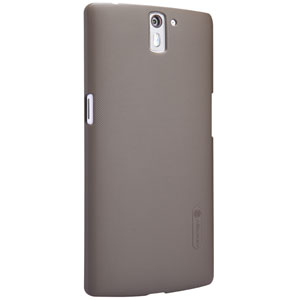 Nillkin Super Frosted Shield OnePlus One Case - Brown
