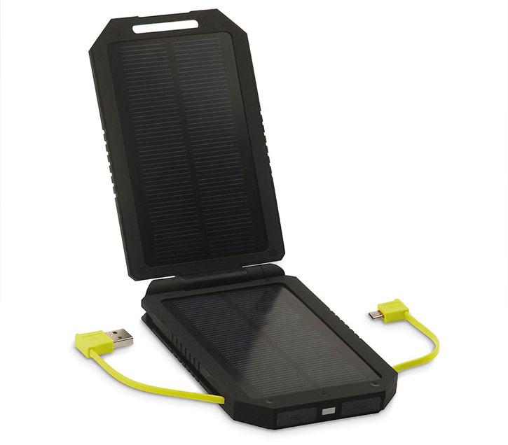 Secur 6000mah Solar Power Bank