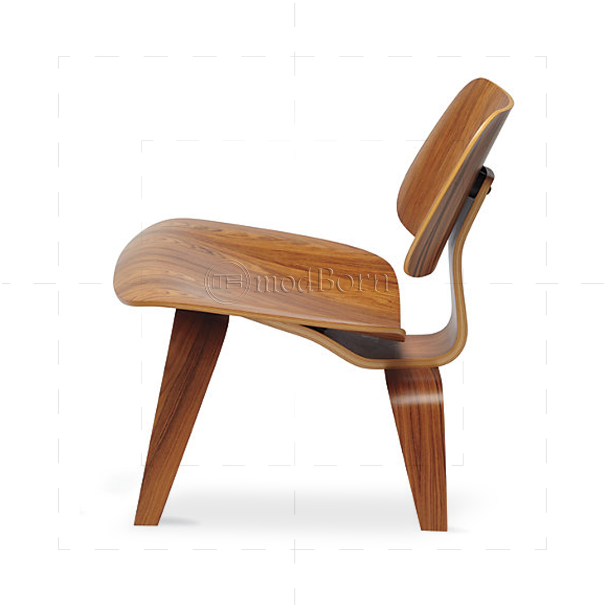 eames lcw chair aeron side style dining rosewood