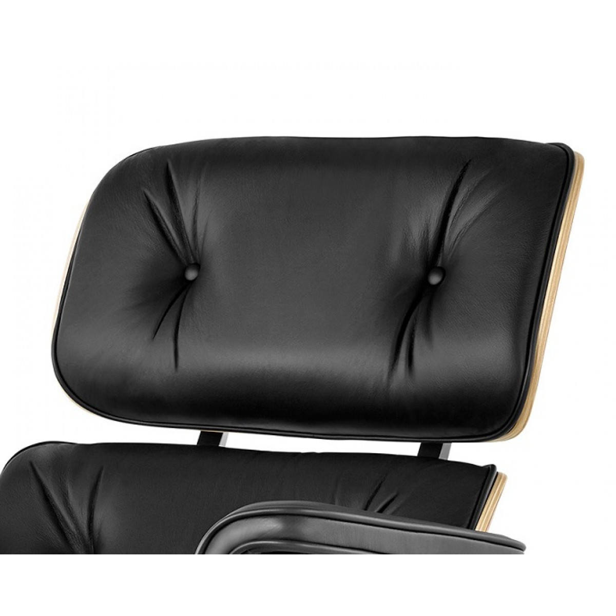 panton chair review dining room end chairs eames style lounge and ottoman black leather oak plywood