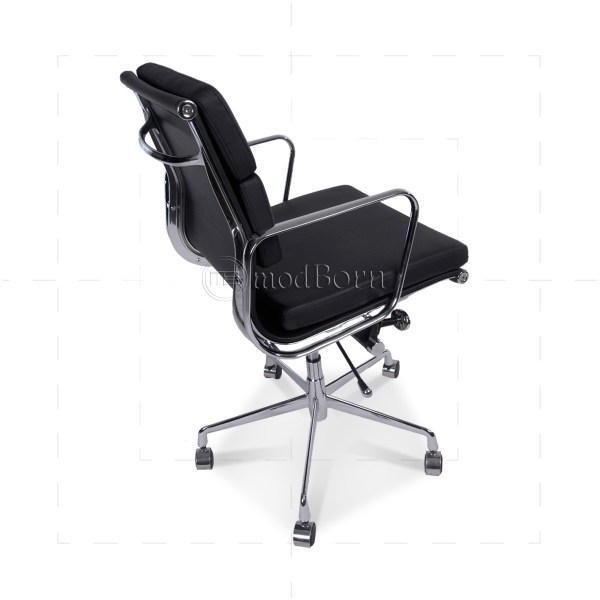 Eames Style Office Chair Low-Back