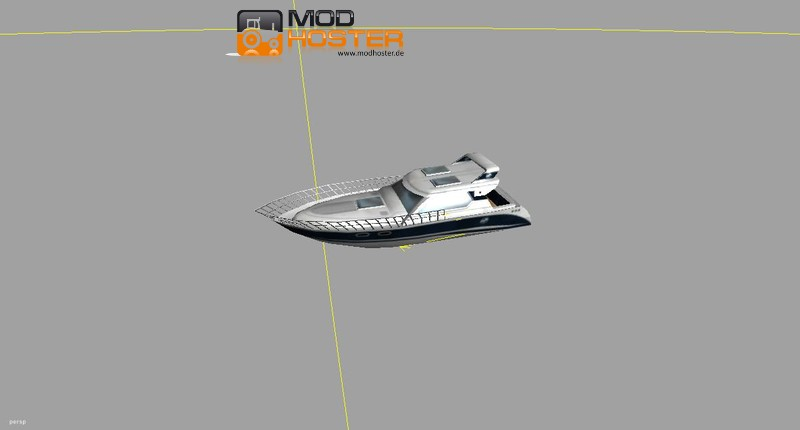 LS 2011: Motorboot v Objekte Mod für Landwirtschafts