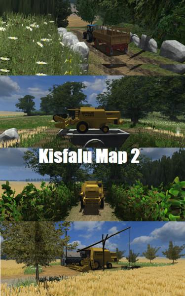 Fs17 Small Maps : small, 2011:, Farming, Simulator, Modhoster.com
