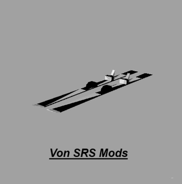 SRS 2012: Skis v 1.0 Mapobjekte Mod für Skiregion