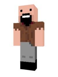 Minecraft: Skin of Notch v 1.4.7 Skins Mod fr Minecraft ...