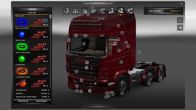Ets 2 Mod MegaStore V 15 Mods Mod Fr Eurotruck Simulator 2