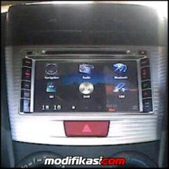 Head Unit Oem Grand New Veloz Yaris Trd Sportivo Toyota With Gps System Plug Play Rp 3 100 000