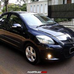 Modifikasi All New Yaris Trd Sportivo Spesifikasi Mobil Kijang Innova Toyota Vios Type G 2007 Hitam Metalik Mulus [ Cv Bintang ...