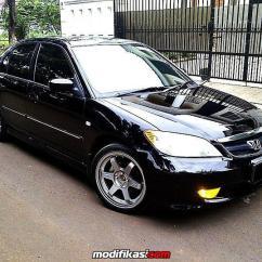 Toyota Yaris Trd Spoiler All New Kijang Innova Modifikasi Honda Civic Vtis 2004 Automatic Hitam Metalik Dp Rendah ...
