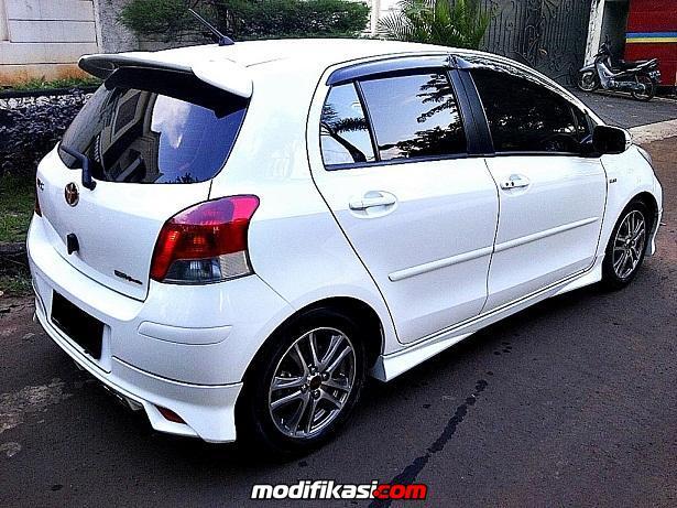 modifikasi all new yaris trd sportivo camry indonesia toyota 2011 automatic istimewa [ cv ...