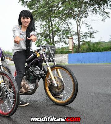 Indri Barbie Dragster Cantik Dari Bandung Mau Kenalan Nih