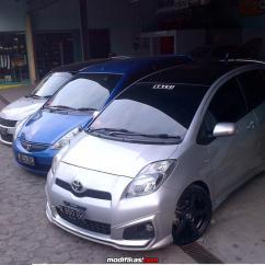 Toyota Yaris Trd Modif Pilihan Warna All New Kijang Innova Sportivo Carfestpurwokerto