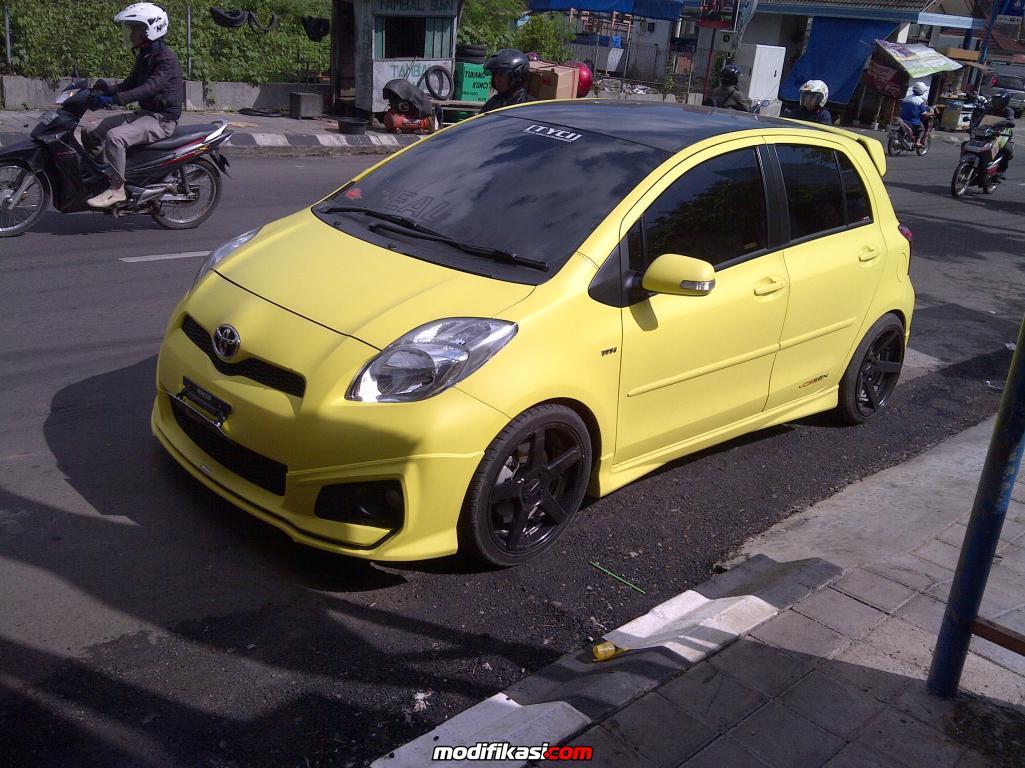 toyota yaris trd sportivo specs all new alphard 2018 indonesia carfestpurwokerto