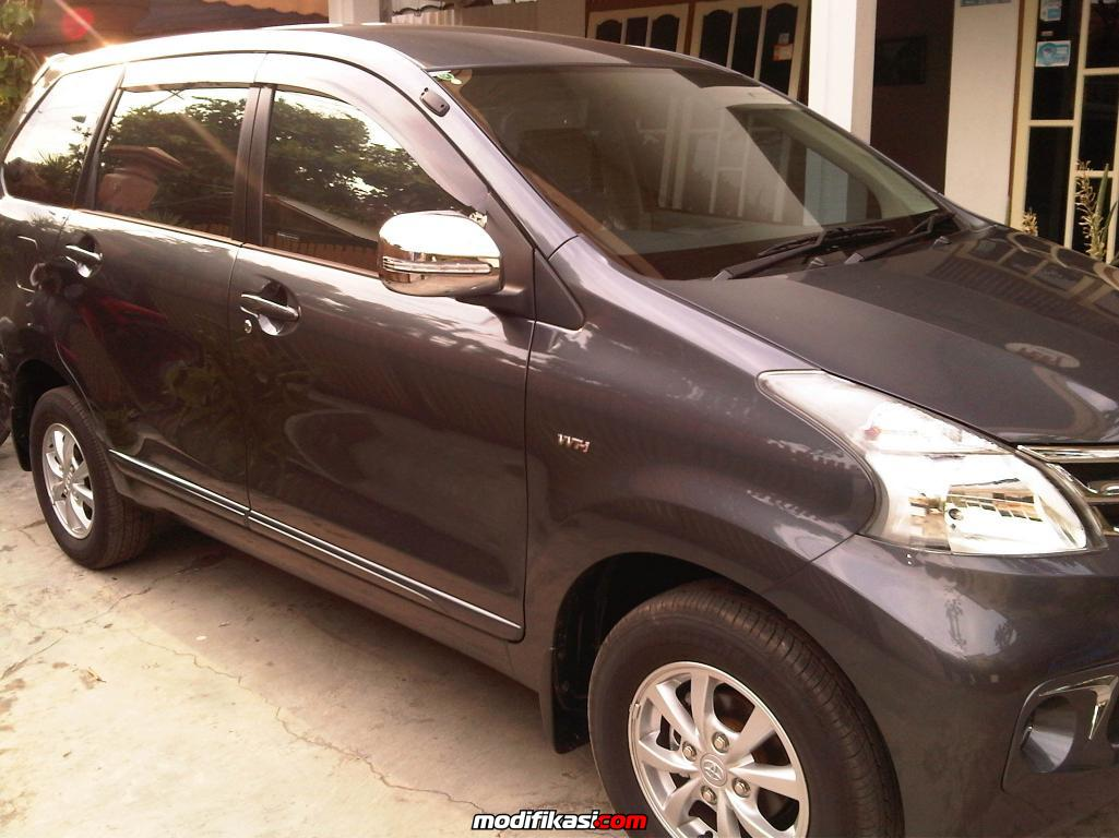 grand new avanza warna grey metallic pilihan veloz 82 modifikasi mobil kuning metalik 2017