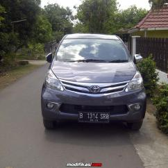 Aksesoris Grand New Avanza 2017 All Camry 2018 Malaysia 98 Modifikasi Velg Mobil