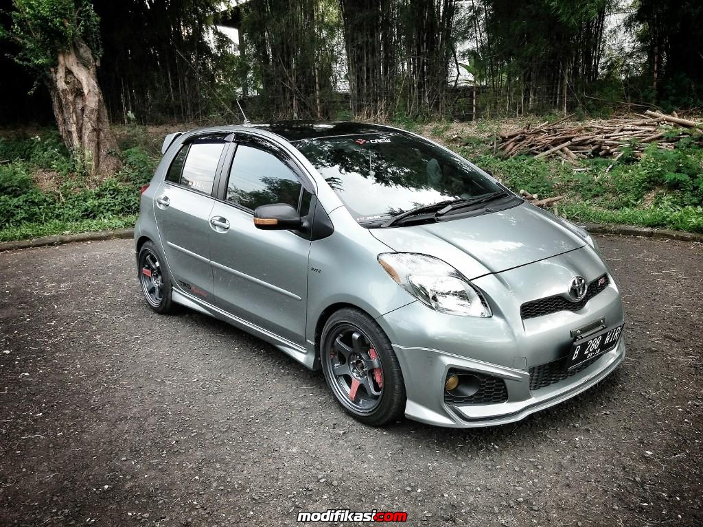 toyota yaris trd modif grand new avanza type g 2018 concursoprivado