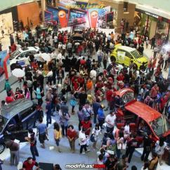 Velg New Yaris Trd Warna Agya Belajar Foto All Launching Surabaya Yang ...