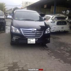 Grand New Kijang Innova V 2014 Veloz Vs Ertiga Dreza Baru Hot Sale Paket Upgrade 2013