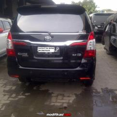 Grand New Kijang Innova V 2014 Veloz Ring 17 Baru Hot Sale Paket Upgrade 2013