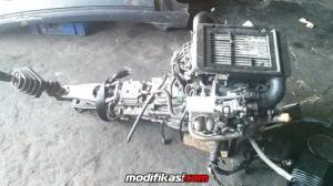 Bekas For Sale Suzuki K6A Engine  5 Speed MT (ECU  WIRING)