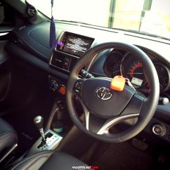 All New Yaris Trd Sportivo 2017 Velg Grand Avanza 2015 89 Modifikasi Interior 2018