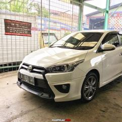 All New Yaris Trd Sportivo 2017 Grand Avanza Vs Rush S A T 2015