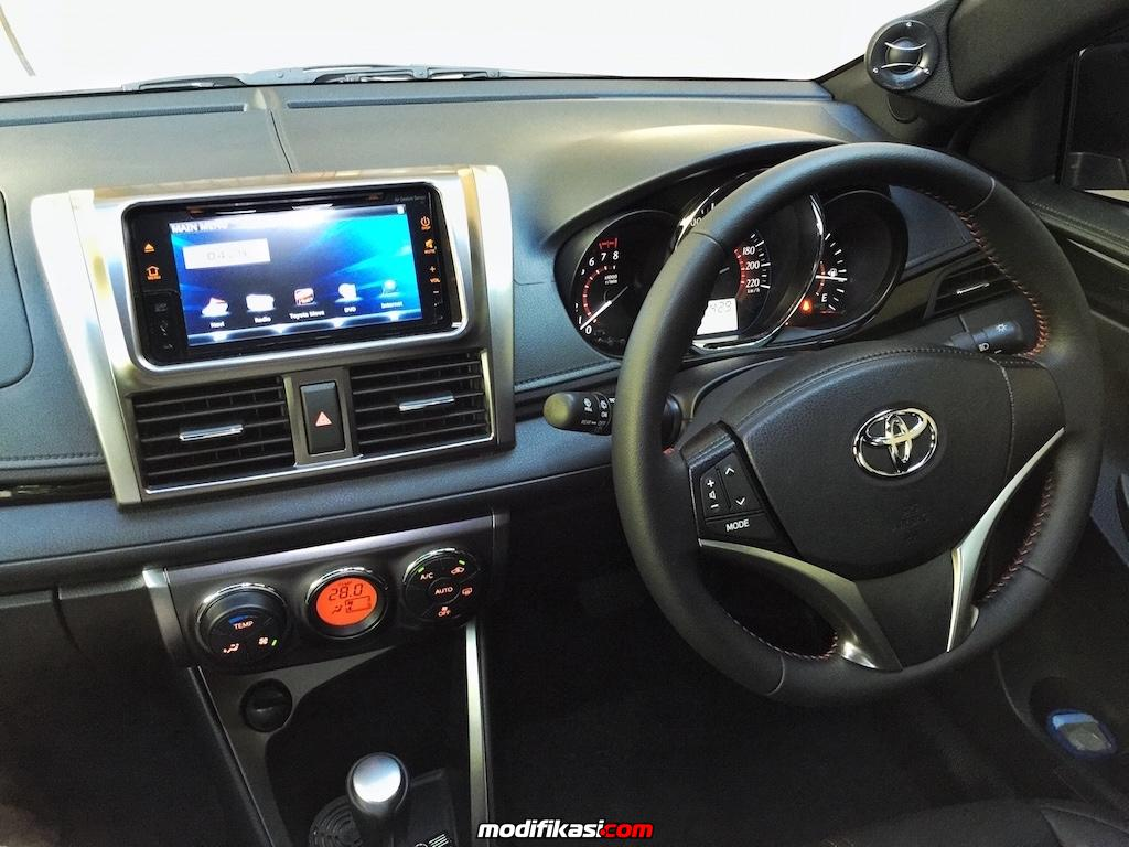 all new yaris trd interior grand avanza veloz 1.3 sportivo s a t 2015