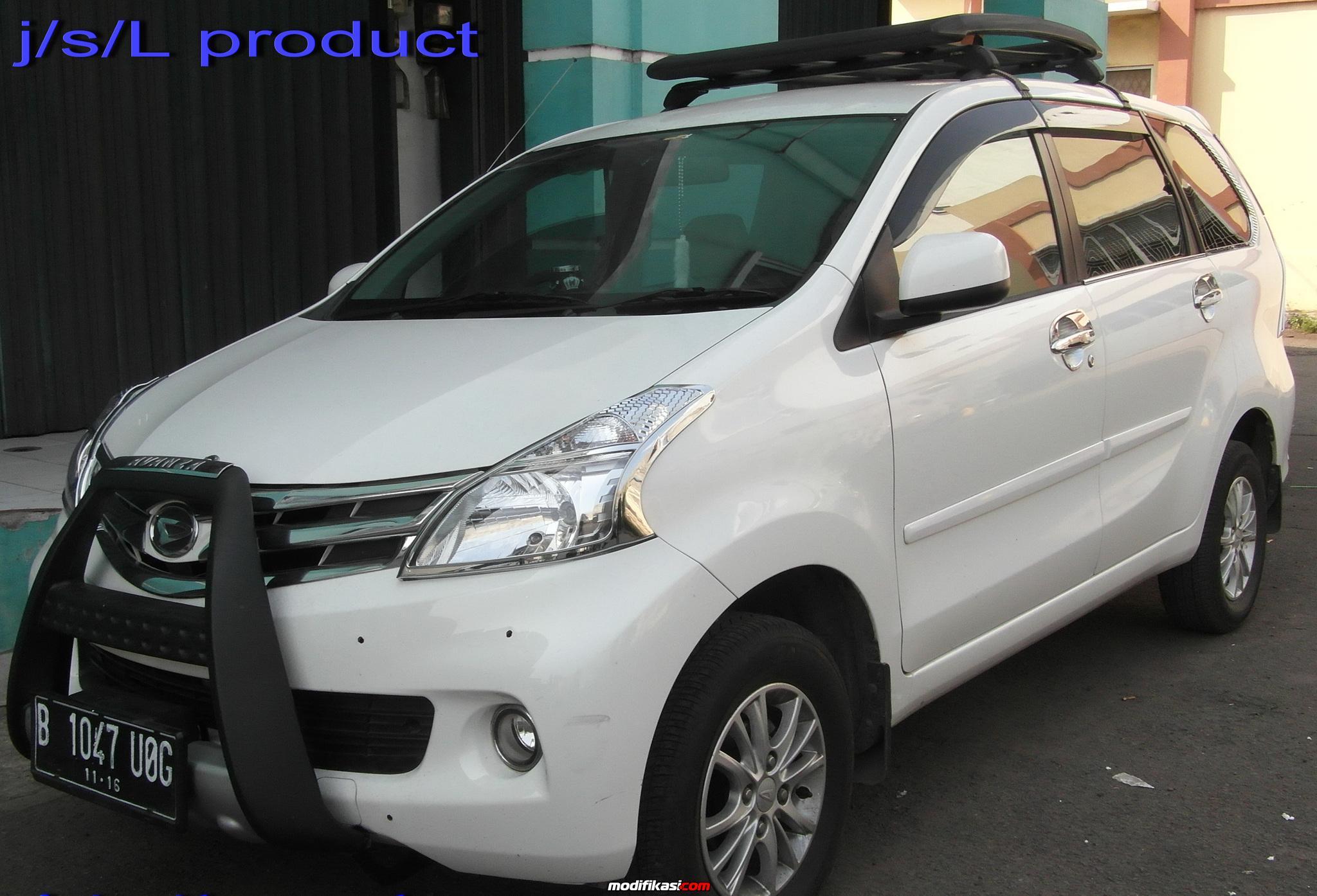 tanduk depan grand new veloz pajak avanza 2018 94 modifikasi mobil all 2012 2017