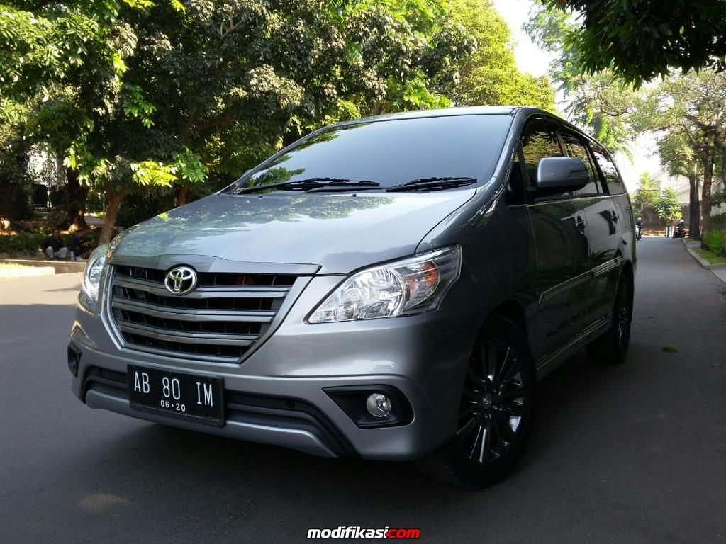 grand new kijang innova all 2.0 g baru hot sale paket upgrade 2013