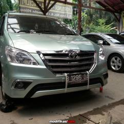 Grand New Kijang Innova Avanza 1.3 G M/t Baru Hot Sale Paket Upgrade 2013