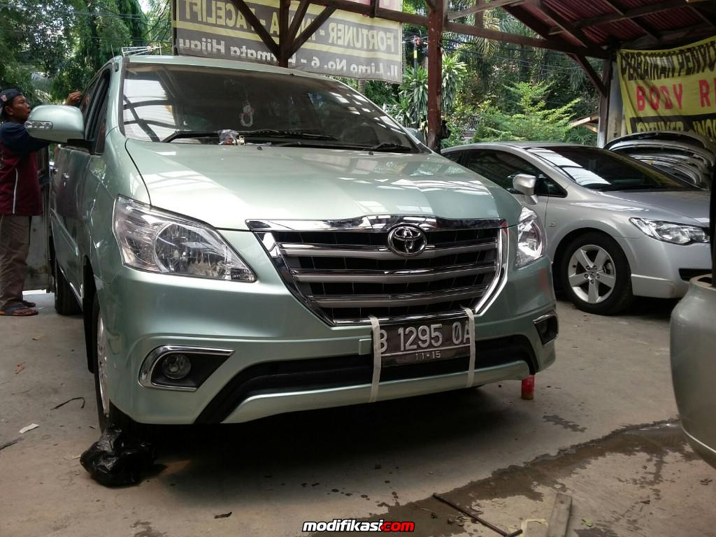 grand new kijang innova filter bensin avanza baru hot sale paket upgrade 2013