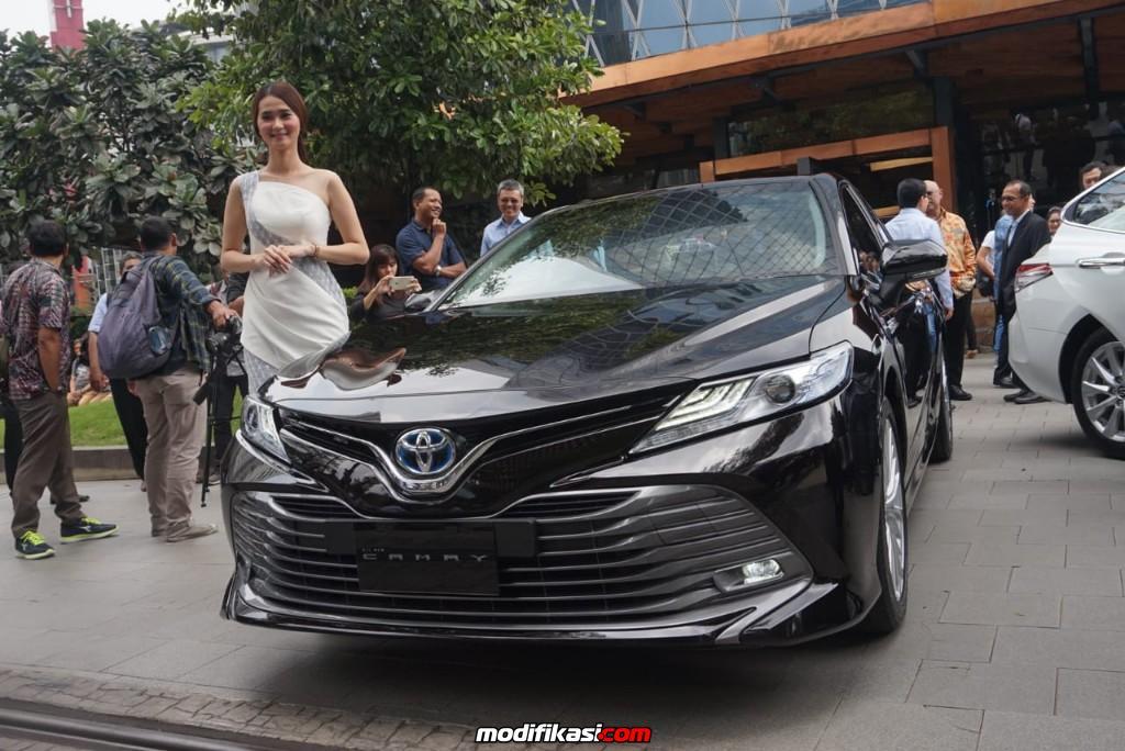 all new camry 2019 indonesia spesifikasi grand veloz 2015 pesaing mazda 6 toyota diluncurkan harganya baru ini menggunakan platform yaitu global architecture tnga sehingga mengingatkan kita pada c hr