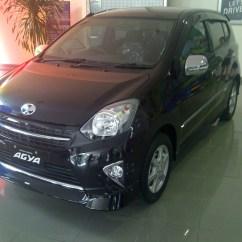 New Agya 1.2 G At Trd Toyota Yaris 2013 Bekas Baru Siap Kirim Dp Mulai 29jtan Angs 1 6 Jtan