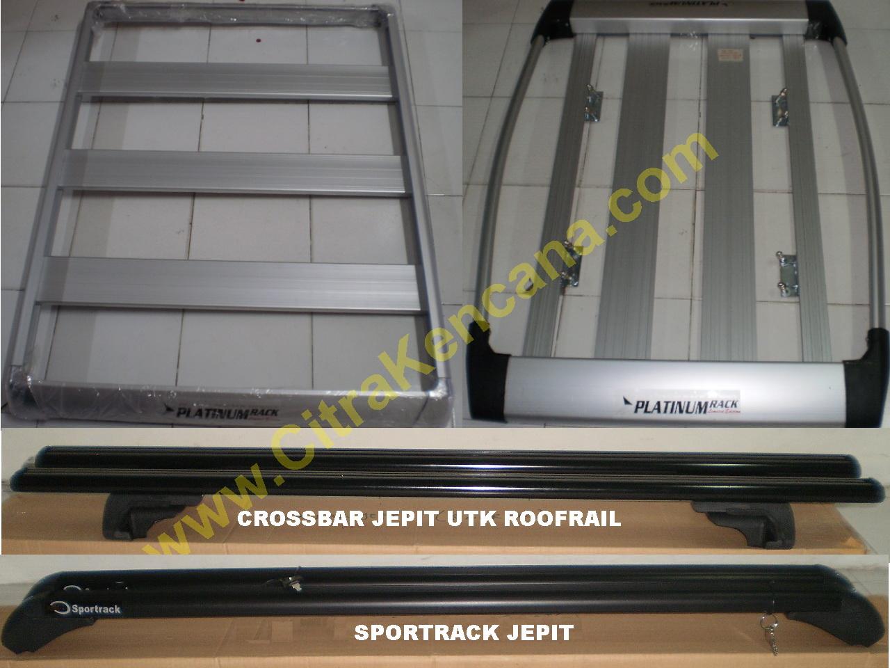 roof rack grand new avanza kamera mundur veloz baru big promo mei roofrack 43 sportrack crossbar utk semua
