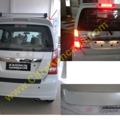 Spoiler Grand New Avanza Toyota Yaris Trd Vs Honda Jazz Rs Baru Imlek Sale Jsl All Xenia