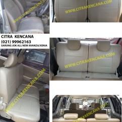 Cover Jok Grand New Avanza Toyota All Kijang Innova 2.0 Q A/t Venturer Baru Promo Sarung Great Xenia 2015 Siap Dikirim Keluar Kota Nanti Ane Kirim No Resinya Gan