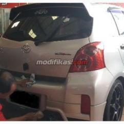 Toyota Yaris Trd Modif Karpet Grand New Avanza Matic 2013 Surabaya