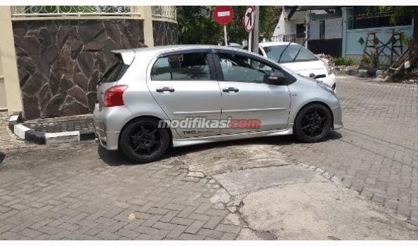 toyota yaris trd modif all new camry pantip matic 2017 - ototrends.net