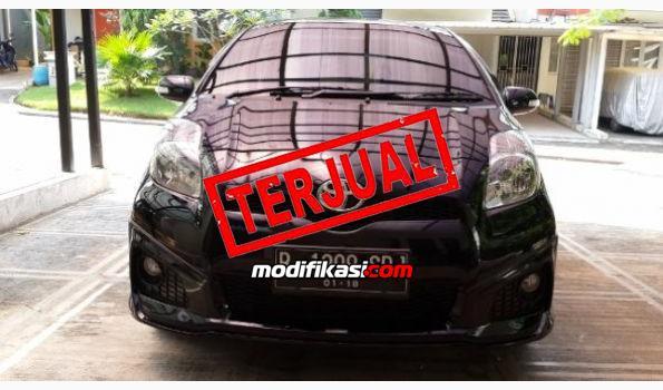 toyota yaris trd 2015 harga aksesoris mobil grand new avanza 2016 sportivo hitam tahun 2013