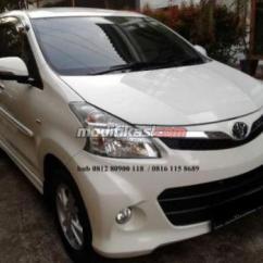 Grand New Avanza Veloz 1.5 Putih Pilihan Warna 2015 Toyota 1 5 Manual 2013 Simpanan