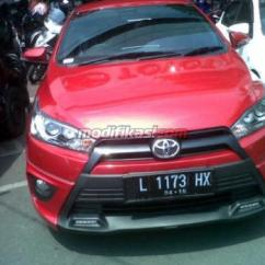 Toyota Yaris Trd Matic All New Camry Type V 2017 Ototrends Net Jual 2015 S Merah Diskon Jumbo