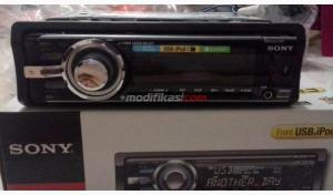 Head Unit Sony Xplod Cdxgt690ui