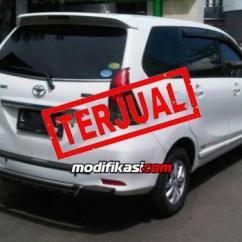 Grand New Avanza G 1.3 Putih 1.5 M/t Limited 2012 Toyota All Surabaya