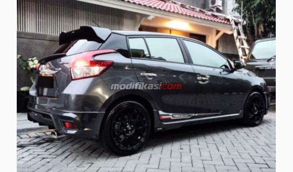 toyota yaris trd modif all new camry indonesia 2014 sportivo km rendah