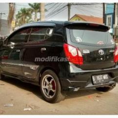 New Agya Trd Hitam Ground Clearance All Kijang Innova 2014 Toyota S Manual