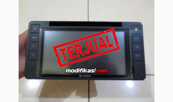 head unit oem grand new veloz pilihan warna all kijang innova 2015
