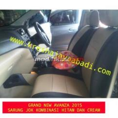 Grand New Avanza Veloz 2018 All Camry Review Jok / 2015 Free Karpet
